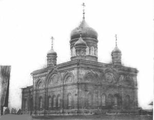 собор без колокольни